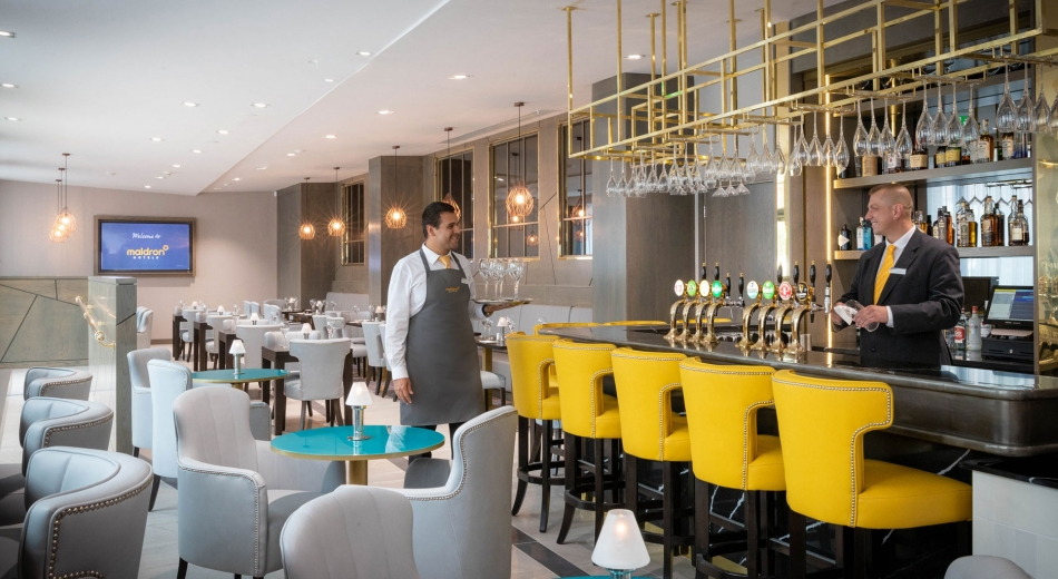 Bar Restaurant at Maldron Kevin Street