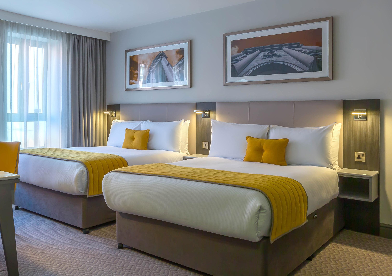 Quad Room Maldron Hotel Kevin Street